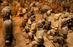 Terracotta Warriors and Horses Museum