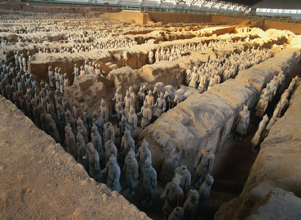 Xian Highlight One Day Tour of Terracotta Warriors