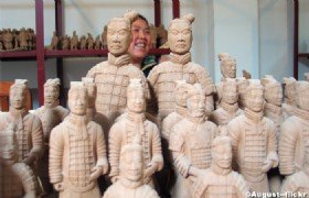 Xian Terracotta Army Factory