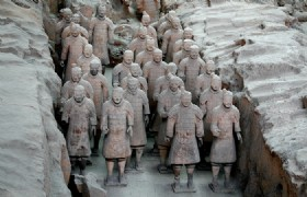 Xian Terracotta Warriors 1