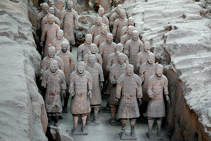 6-Day Beijing and Xian Muslim Group Tour