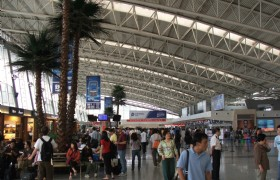 Xian Xianyang International Airport Inside_m