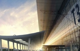 Xian Xianyang International Airport Outside_m