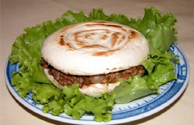 Chinese hamburger