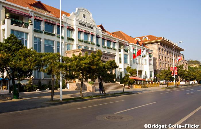 Qingdao German Street
