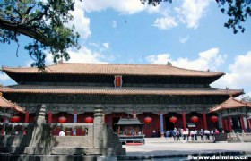 Shandong Taian Dai Temple 1