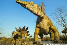 Gucun Park Dinosaur Valley