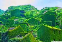 Houtouwan Village