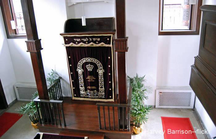 Ohel Moishe Synagogue