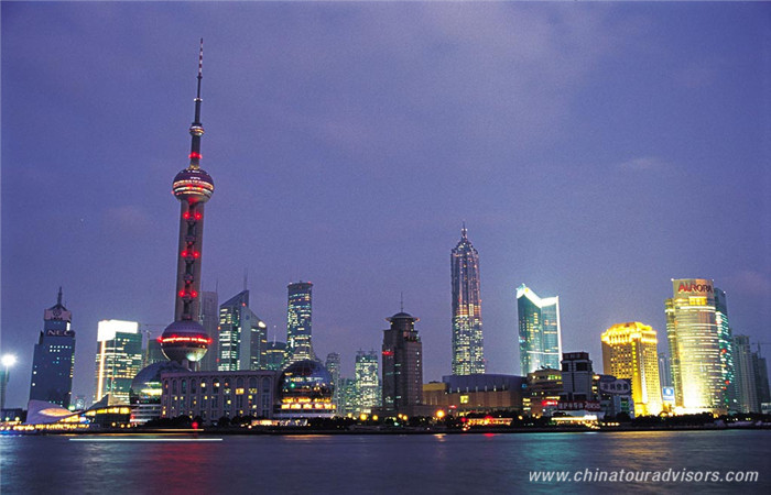 6 Days Classic Shanghai and Beijing Tour
