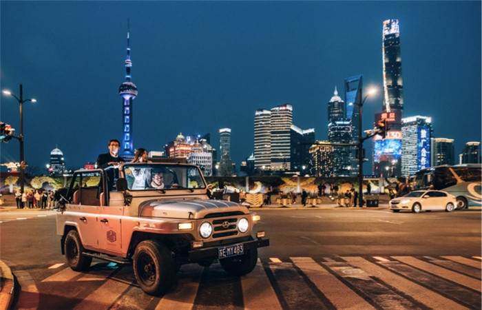 Shanghai Chic Ride Tour (2 Hours)