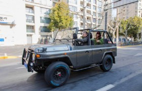 Shanghai Jeep Tour 1