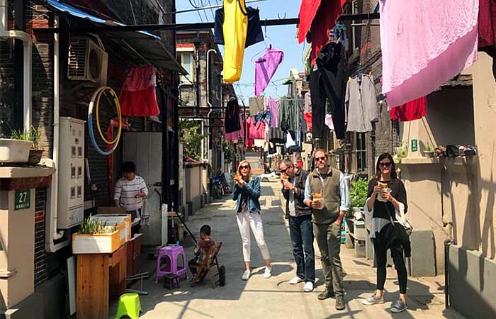 Shanghai Jewish Heritage Ride Tour (4 Hours)