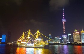 Oriental Pearl TV Tower