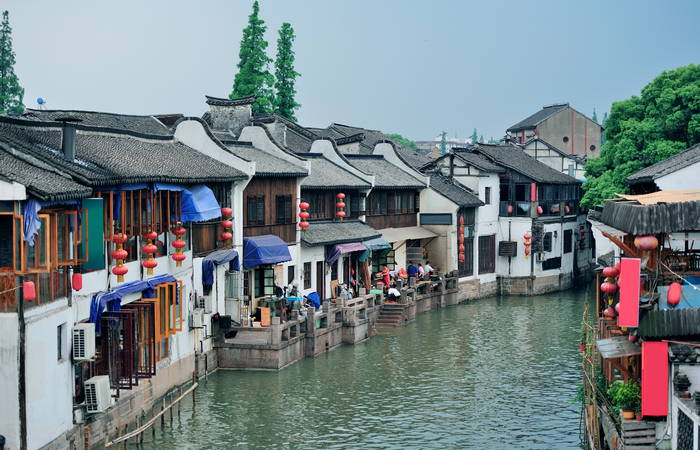 Zhujiajiao Water Town