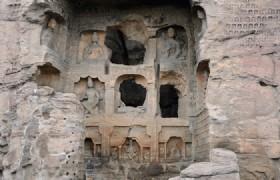 Datong Yungang Grottoes 2