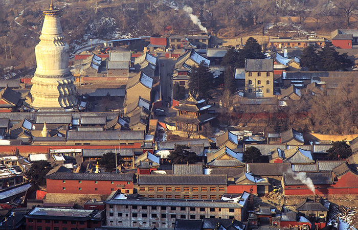 Mt. Wutai