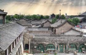 Pingyao Mingqing Street 1