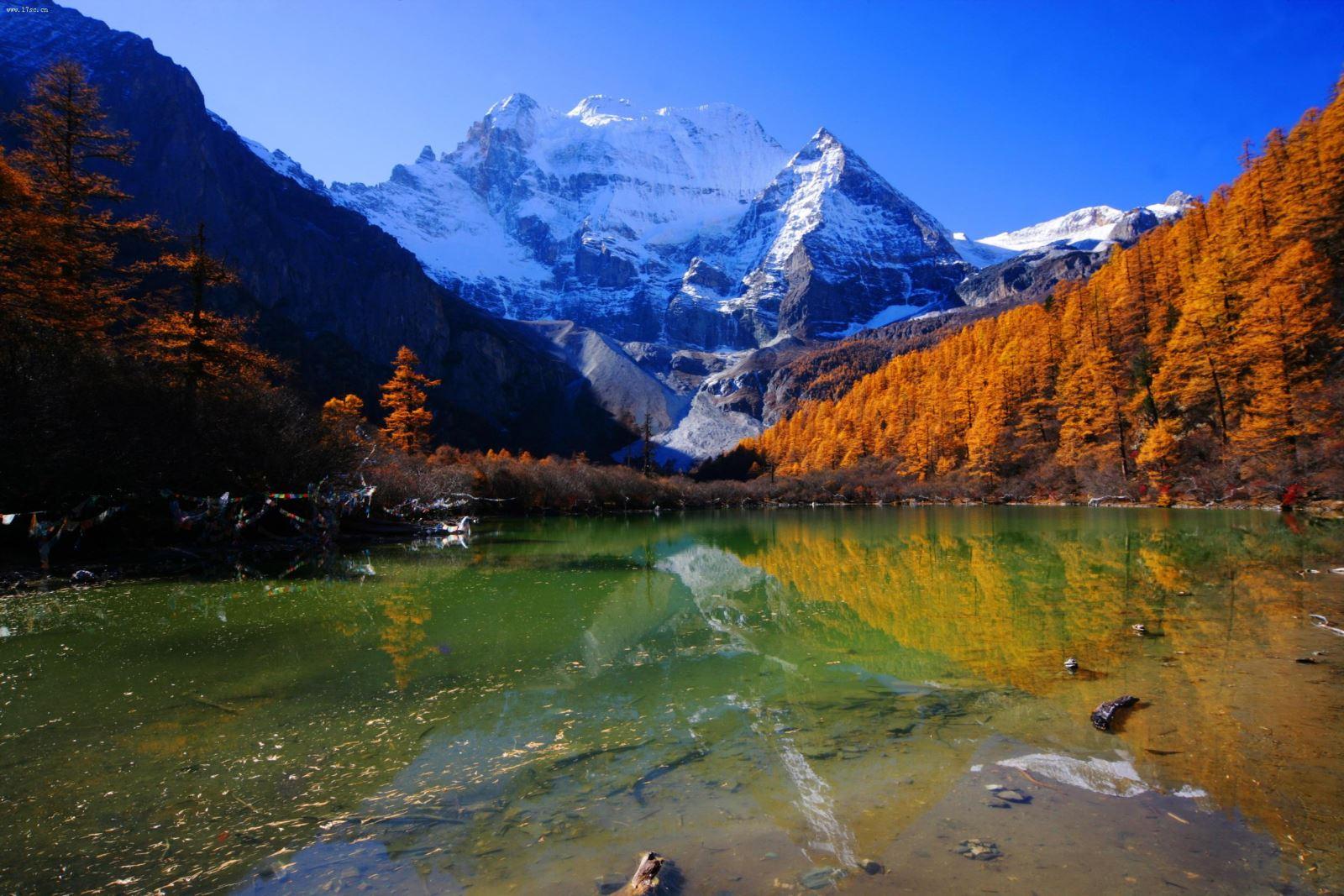 8 Day Chengdu, Kangding, Tagong and Mt. Siguniang Tour