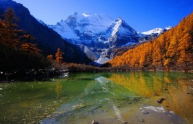 8 Day Chengdu, Kangding, Tagong and Mt. Siguniang Tour