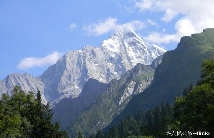 Mount Siguniang