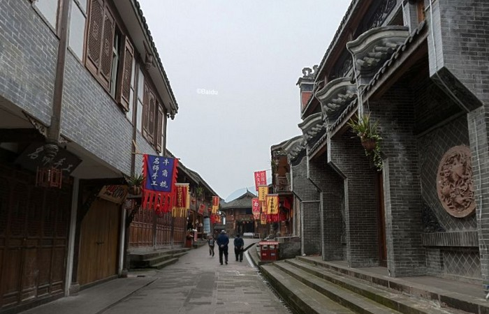 Shuimo Ancient Town