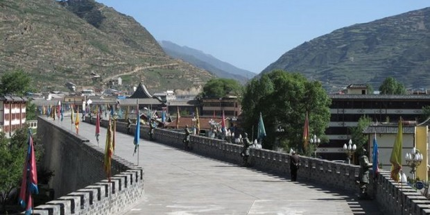 Songpan Ancient Town