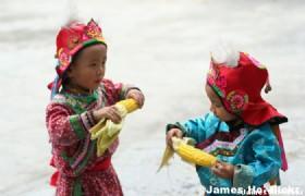 Taoping Qiang Village