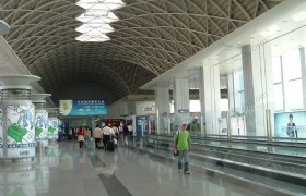 Arrive at chengdu