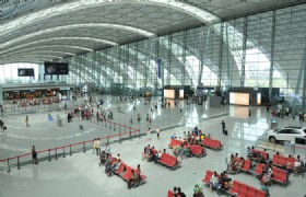 Chengdu Shuangliu Airport 11