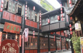 Chengdu Jinli Ancient Street 10