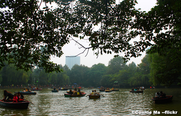 Chengdu People's Park