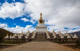 Daocheng White Pagodas 2