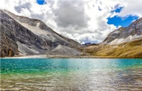 Yading Milk Lake 1