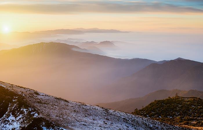 Mount Gongga