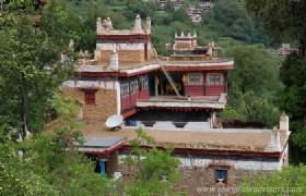 Jiaju Tibetan Village