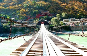Luding Bridge 03