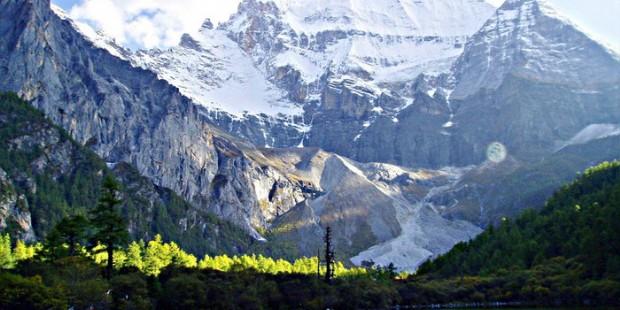 Three Sacred Mountains