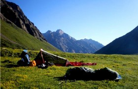 Shangriwuqie Valley Camping