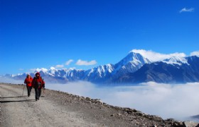 6 Days Classical Trekking Tour to Southwest Slope of Mount Gongga