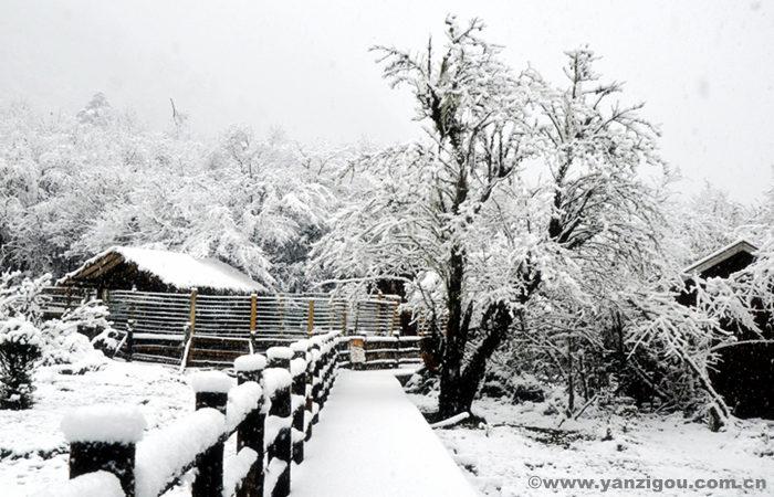 Yanzigou Scenic Resort