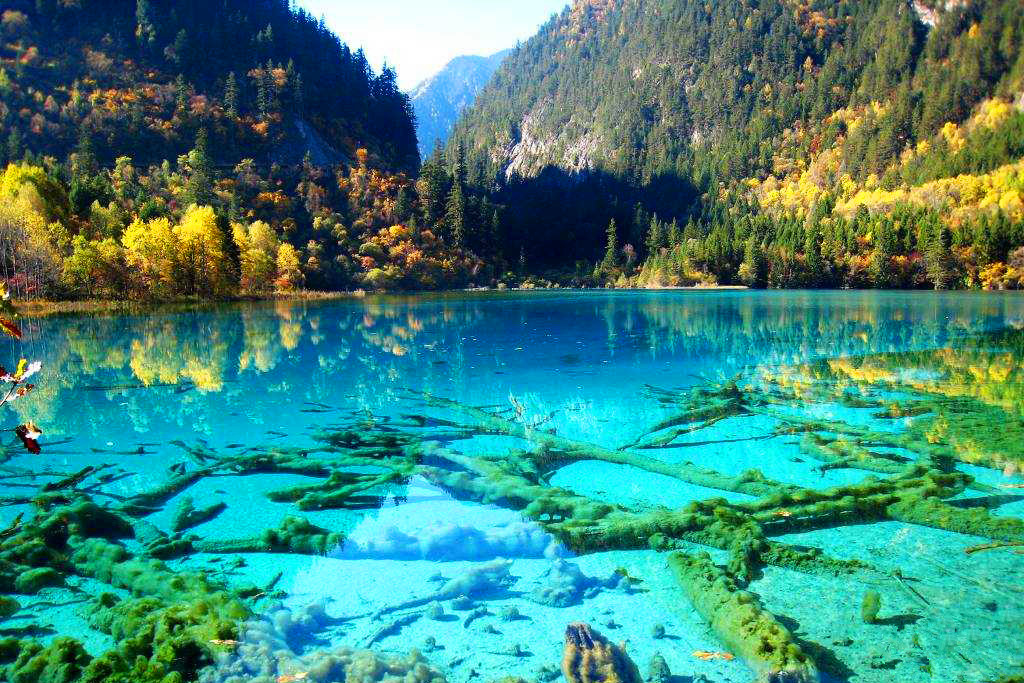Chengdu to Jiuzhaigou 6 Days 5 Nights Muslim Tour By Airasia