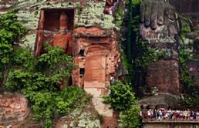 Sichuan Leshan Buddha 1