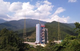 Xichang Satellite Base 1
