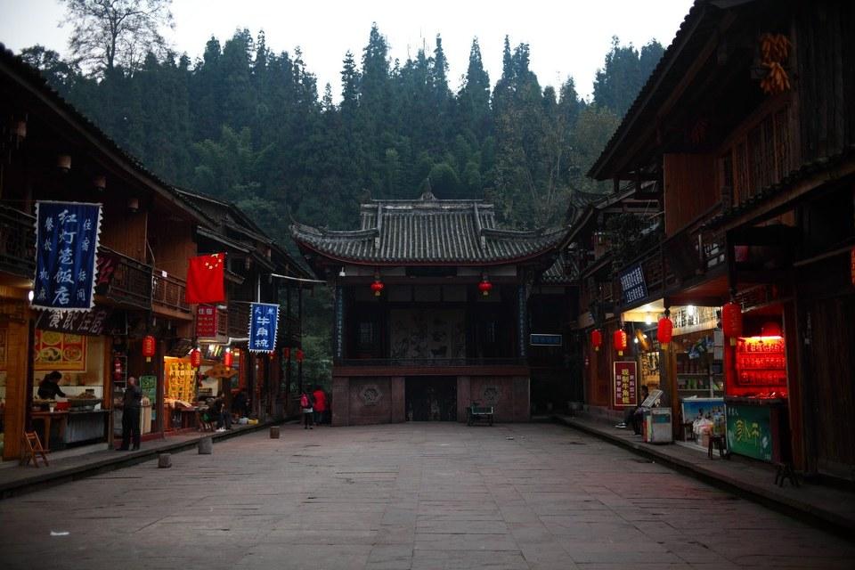Shangli Ancient Town