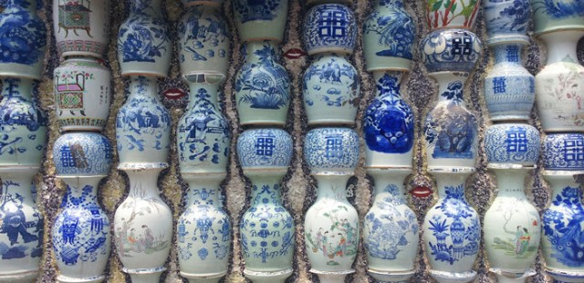 Porcelain House