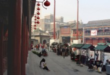 Tianjin Anciet Culture Street 2