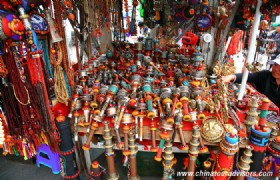 Lhasa Barkhor Street 4