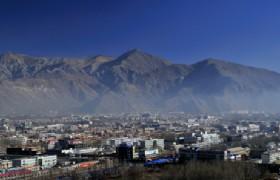 Lhasa Skyline