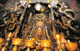 lhasa buddha